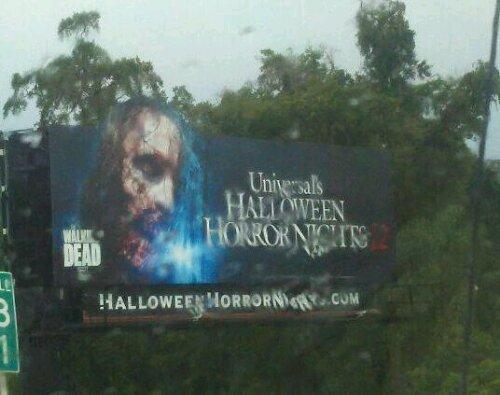 Signs of halloween in orlando thisfloridalife - Busch gardens halloween horror nights ...