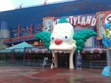 Pre-Isaac Visit to Universal Studios
