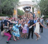 Steppin' Out for Dapper Day at Disney's HollywoodStudios