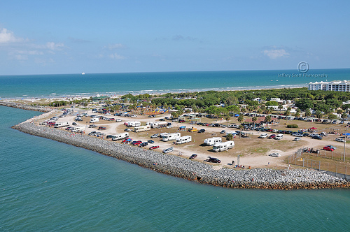 Cocoa Beach Jetty Park Campgrounds