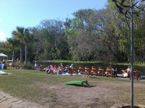 wekiva island florida bar river