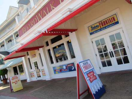 disney boardwalk bakery