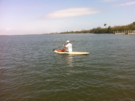 paddleboarding in florida