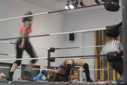 world xtreme wrestling kimberly