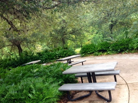 picnic table wekiva trail