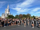 UCF Knights march into Magic Kingdom: Complete coverage & priceless parade viewing tips