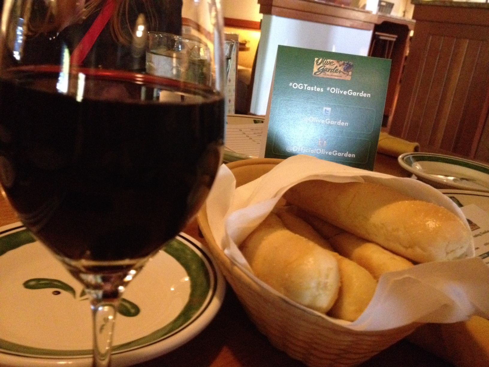 New menu at Olive Garden – is it enough to make me return ...