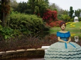A walk through Cypress Gardens – the best part of visiting Legoland Florida