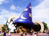What's the big deal with the Sorcerer's Hat at Disney's Hollywood Studios?