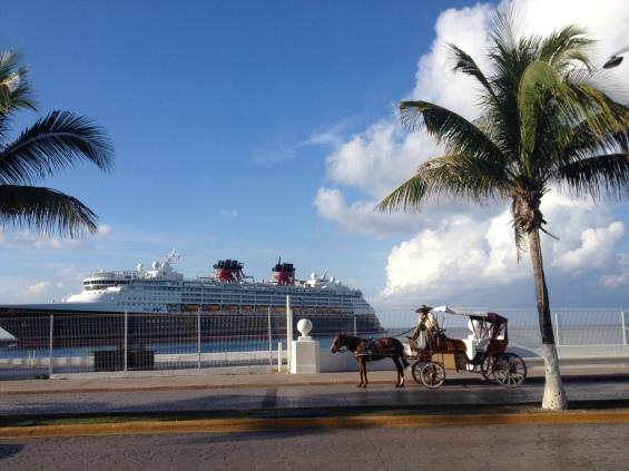disney cruise mexico