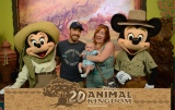 Why we chose Animal Kingdom as the first Disney theme park with our baby