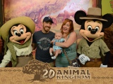 Why we chose Animal Kingdom as the first Disney theme park with ourbaby