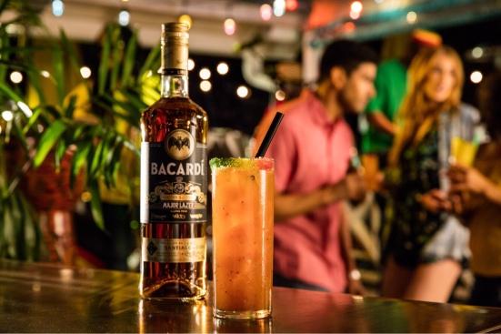 Bahama Breeze Reggae Fest - Jamaican Rum drink